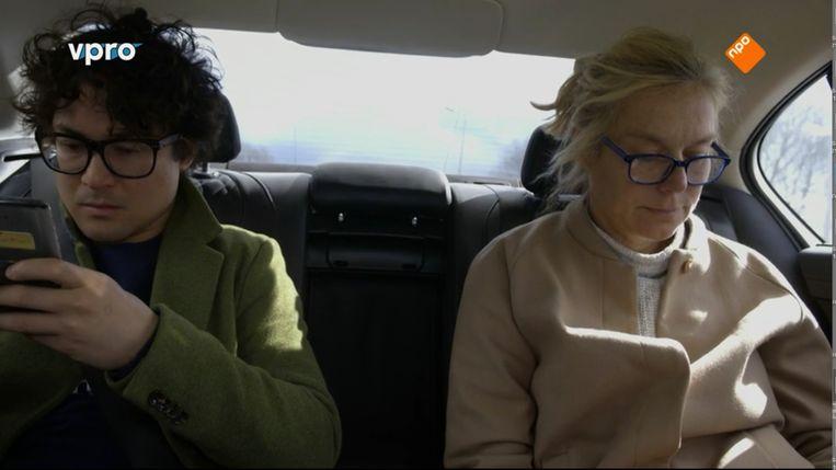 Beeld uit de VPRO-documentaire 'Sigrid Kaag: van Beiroet tot Binnenhof'. Beeld