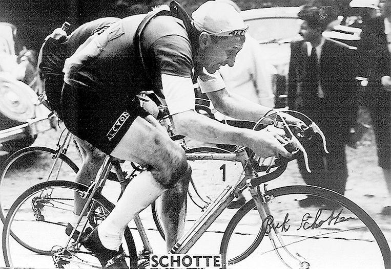 IJzeren Briek was op zijn hoogtepunt in de jaren 40.