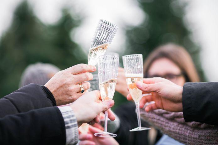Illustratiebeeld - De inwoners van Horebeke zijn uitgenodigd op de nieuwjaarsreceptie.
