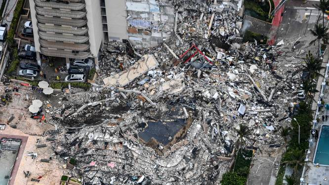 Resten van laatste vermiste slachtoffer ingestort appartementencomplex in Miami gevonden