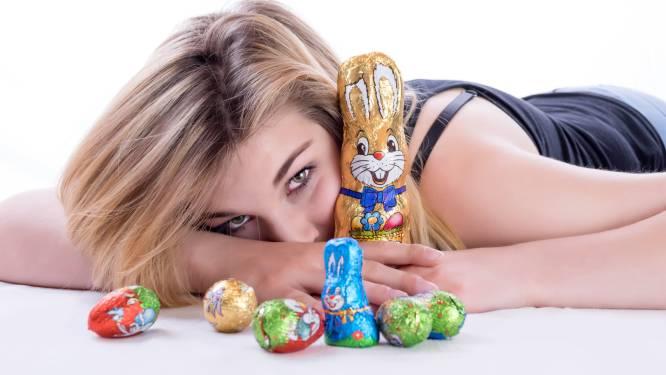 Ga maar los met de paaseieren: van chocolade kan je afvallen!