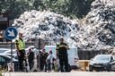Op 12 juli 2018 vond er een grote inval plaats bij Ter Horst na diverse meldingen van afvalfraude.