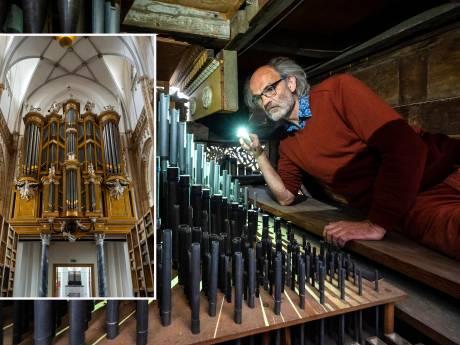 Orgel Eusebiuskerk ernstig beschadigd door lekkage: 'Dit is een groot drama'