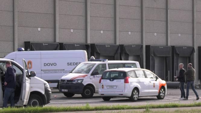 Granaat gevonden in Antwerpse haven