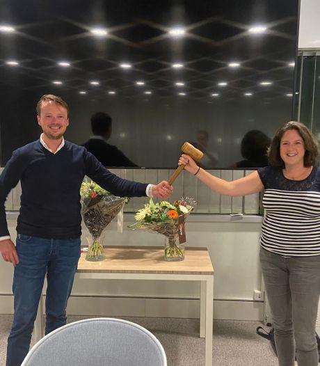 Jorien Migchielsen nieuwe fractievoorzitter D66 Eindhoven