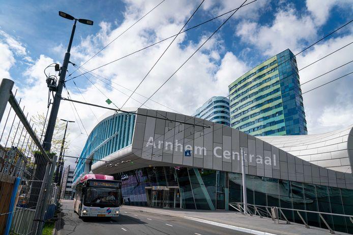 Arnhem Centraal.