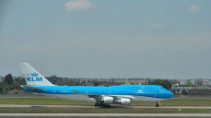 KLM annuleert 60 Europese vluchten wegens storm