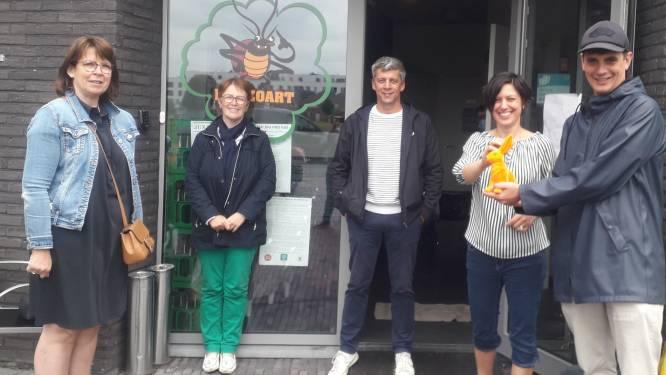 Oranje Haas van CD&V Lokeren dit jaar voor De Moazoart