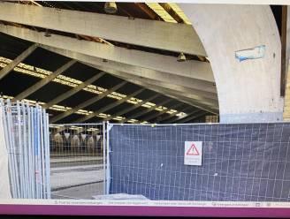 Stad voert parkeer- en toegangsverbod in Veemarkthallen in door rottingsverschijnselen
