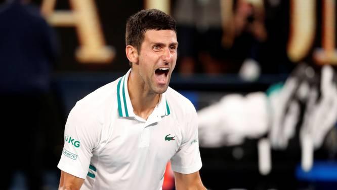 Djokovic hervat in Miami en stoot Federer van de troon als langste nummer één