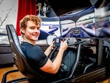 Jarno Opmeer, wereldkampioen Formule 1 vanuit zijn slaapkamer: 'Een setje van zo'n 25.000 euro'