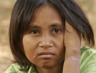 'Junglemeisje' uit Cambodja herenigd met familie