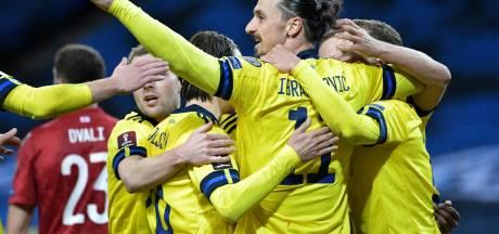 Ibrahimovic fête son retour en sélection par un assist, l'Espagne accrochée par la Grèce