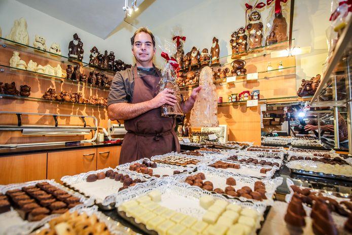 Brugge chocolaterie Alexamer terug open
