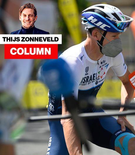 Column Thijs Zonneveld | Als de Tour straks begint, is het fijnste plekje voor Froome de bank