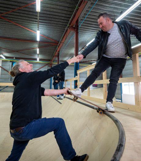 Jongeren krijgen een indoor skatepark in Zutphen: 'Iedere stad die zich stad noemt heeft zoiets nodig'