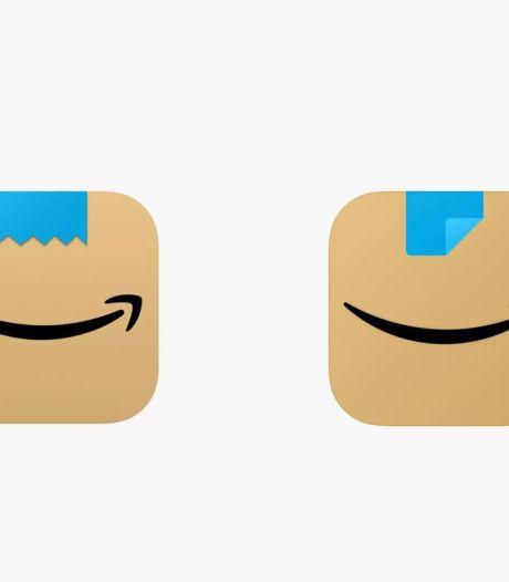 Amazon ajuste son nouveau logo après une comparaison avec la moustache d'Hitler