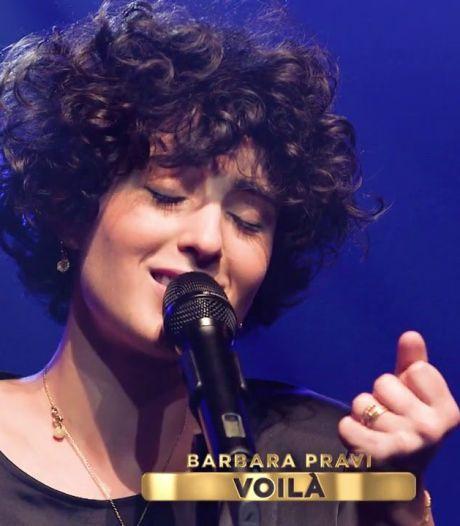 Voilà la représentante de la France à l'Eurovision