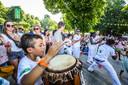 Een initiatie capoeira volgen? Schudden met de beentjes!