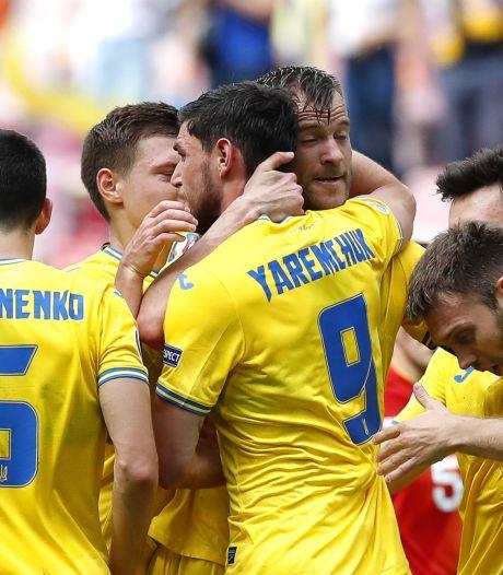 L'Ukraine se relance en battant la Macédoine du Nord