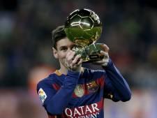 Pas de lésion musculaire pour Messi