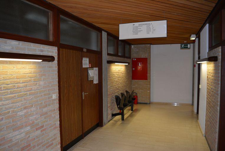 De politierechtbank in Veurne.
