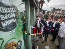 Worstenbroodjes horen bij carnaval: vijfdaagse pop-up worstenbroodwinkel is geopend in Breda