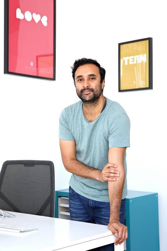 Vinod Singh.