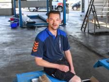 Arjan Flinkers gaat met zijn bedrijf in Reutum droom achterna: 'Onmeunig veel zin in'