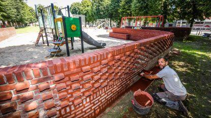 """Brugge rondt herinrichting van Werfplein af: """"Kinderen zullen zich hier meer thuis voelen"""""""