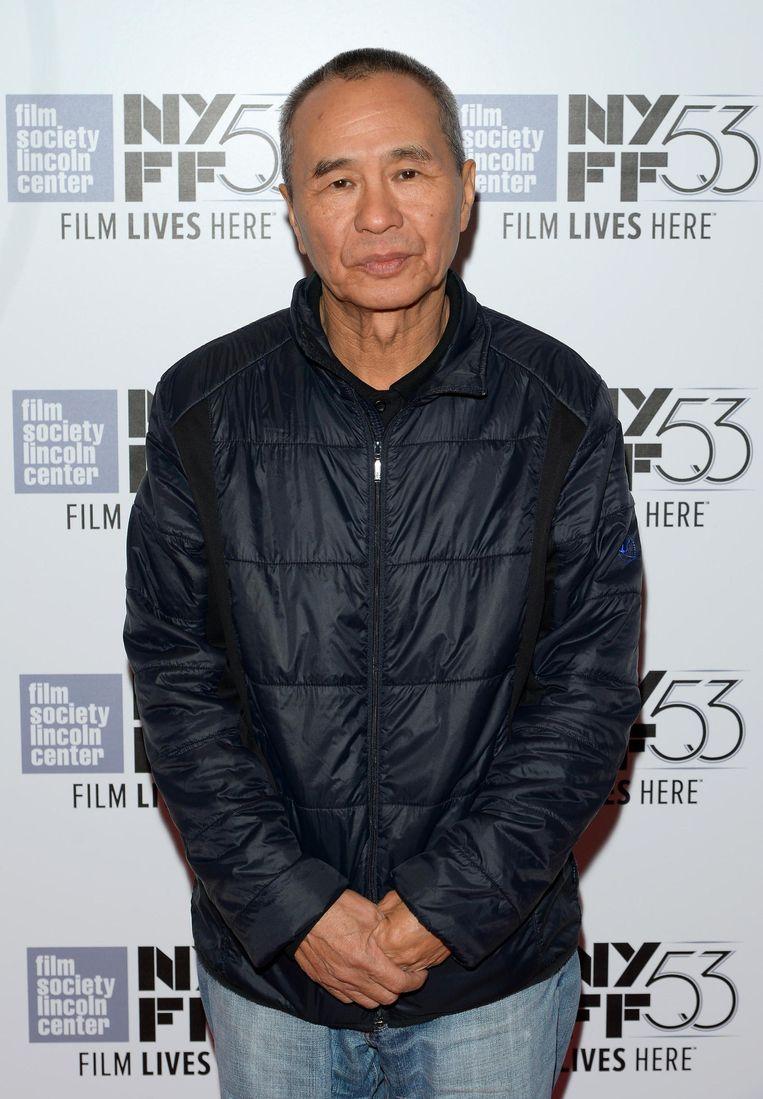 Regisseur Hou Hsiao-hsien. Beeld rv