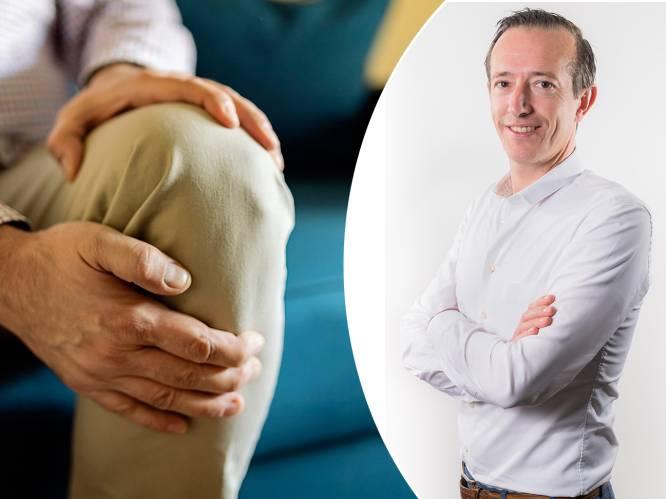 """Steeds meer mensen krijgen een nieuwe knie, maar chirurg waarschuwt: """"Stel operatie zo lang mogelijk uit"""""""