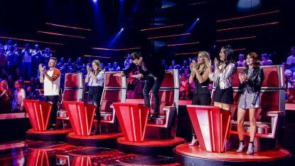 De teams zijn compleet: deze stemmen strijden verder in 'The Voice Kids'