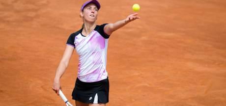 "Mertens ne disputera plus de tournoi avant Roland-Garros: ""Mon corps a besoin de souffler"""