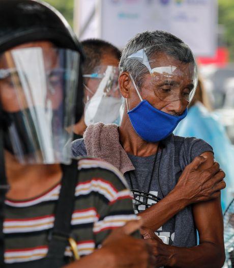 Le président philippin menace de prison les habitants qui refusent le vaccin