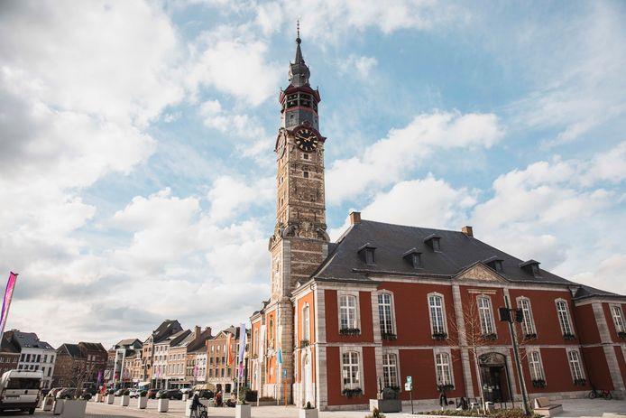 Illustratiebeeld stadhuis Sint-Truiden