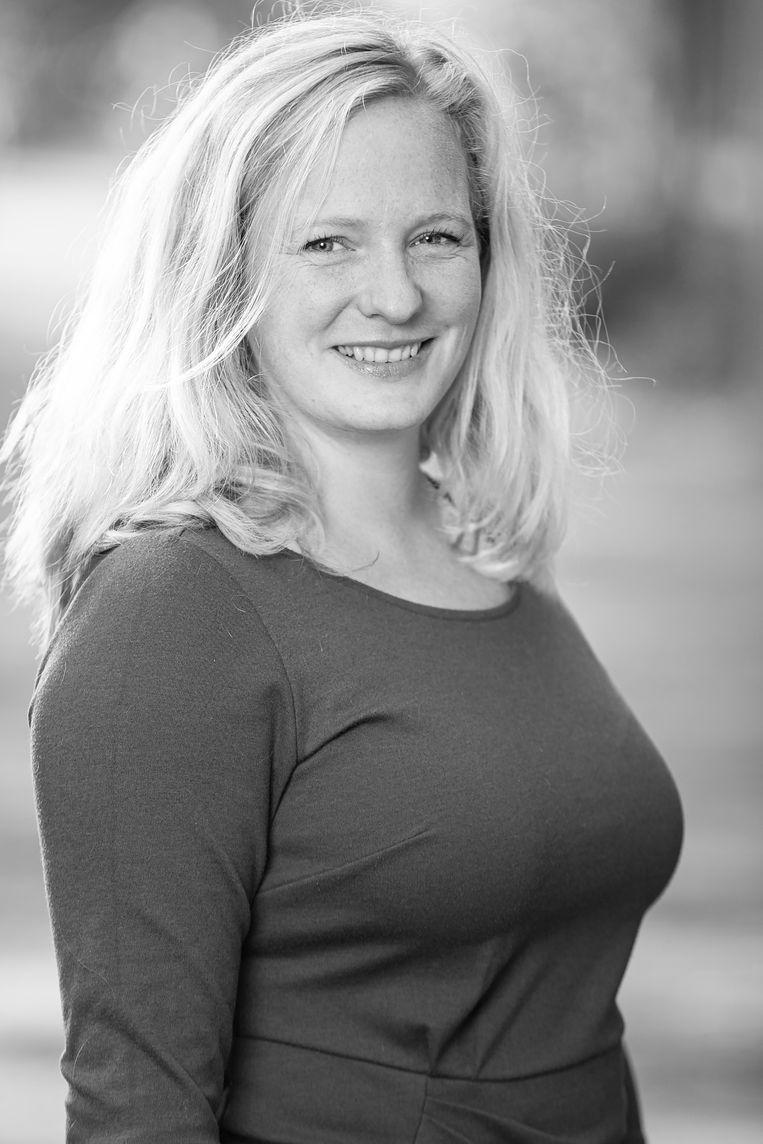 Anne Hilhorst is bioloog, vicevoorzitter en manager campagneteam van Wakker Dier. Beeld