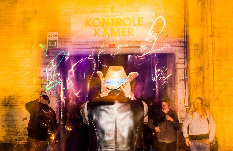 Feesten in de Gentse Kompass Club is nog niet voor meteen. Beeld ID/ photo agency Sander Buyck