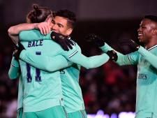 Le Real en huitième de finale de la Coupe du Roi, le PSG en finale de la Coupe de la Ligue