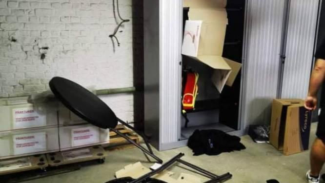"""Derde inbraak op drie maanden tijd bij dienst die helpt in thuisverpleging: """"Materiële schade is aanzienlijk"""""""