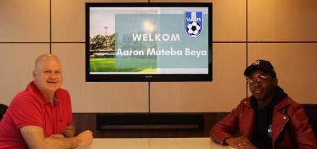 Ook Muteba Beya maakt overstap van AGOVV naar Vaassen