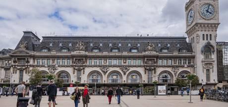 Treinstation Parijs ontruimd vanwege brand