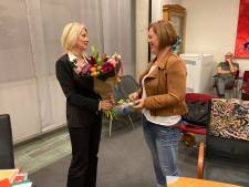 Gemeenteraad Boekel neemt afscheid van raadslid Nicole Dijcks