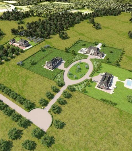 Van Oisterwijk mogen er meer woningen komen op Landgoed 't Lot