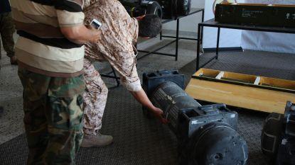Oeps, vergeten: 'kapotte' Franse raketten bij rebellen Libië
