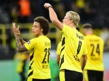 Dortmund s'incline sur la pelouse d'Augsbourg