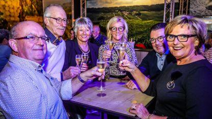 Champagneweekend mag tevreden terugblikken op 23ste editie: meer bezoekers, minder wachtrijen