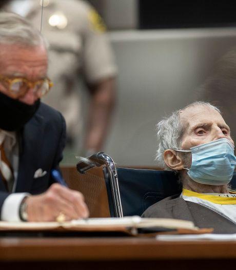 Voor moord veroordeelde miljonair aangeklaagd voor doden vrouw in 1982