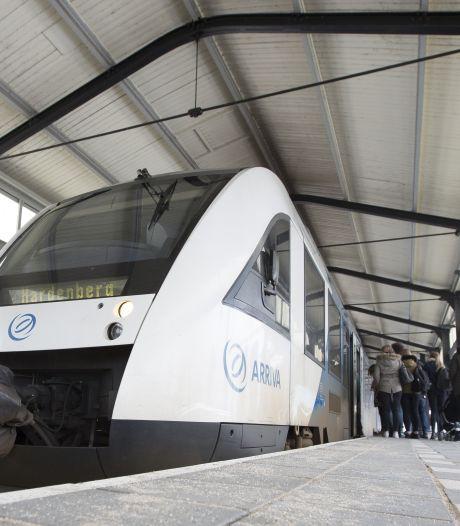 Reizigersvereniging over mogelijke proef met batterijtreinen: 'Liever elektrificatie Almelo-Mariënberg'