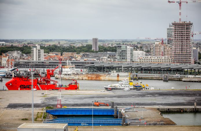 Het onderzoek ging van start na verschillende inbraken in de haven van Oostende. (illustratiebeeld)